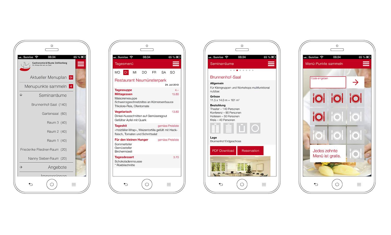 App Spital Zollikerberg